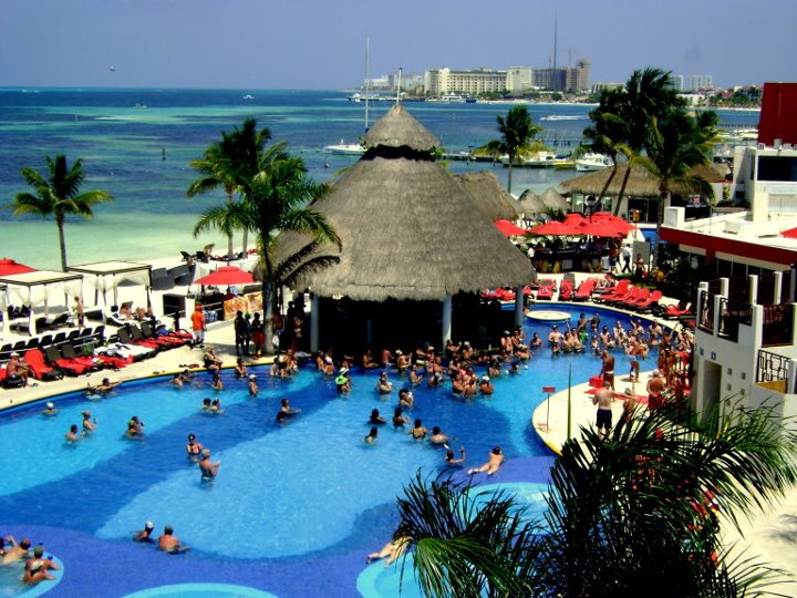 Temptation Resort Spa Cancun | CANCUN RIVIERA MAYA 2016
